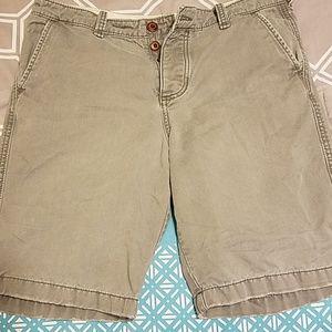 Men's Hollister Grey Shorts